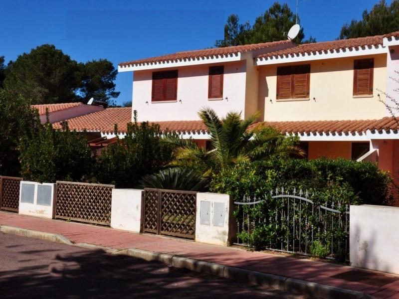 Beautiful villas in porto pino South Sardinia - Image 1 - Sant'Anna Arresi - rentals