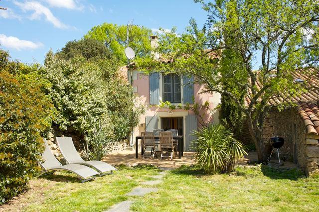 La Vigne - La Vigne, Charming house with views & garden, - Saint-Chinian - rentals