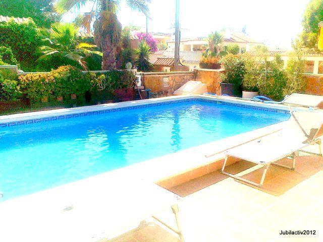 Enchanted villa, private pool, golf, lake, beaches - Image 1 - Jacarilla - rentals