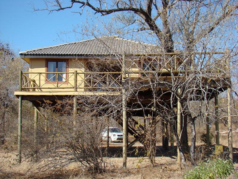 Majuli Tree Lodge - Image 1 - Marloth Park - rentals