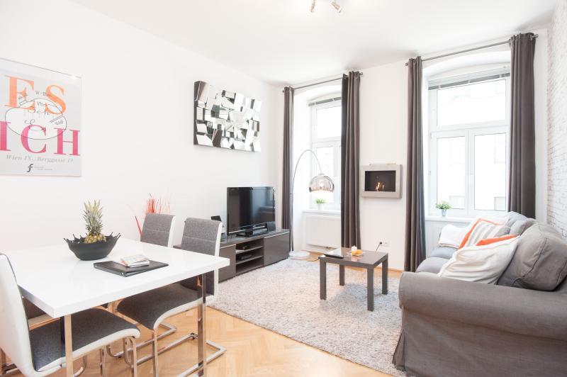 City Apartment Sigmund Freud **** - Image 1 - Vienna - rentals