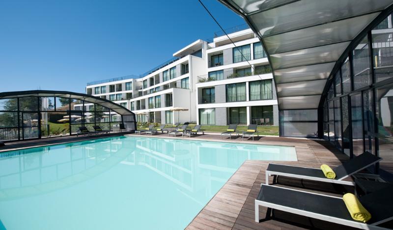 Exterior - Outdoor Swimming Pool - Self-catering Apartment in Monchique - Algarve - Monchique - rentals