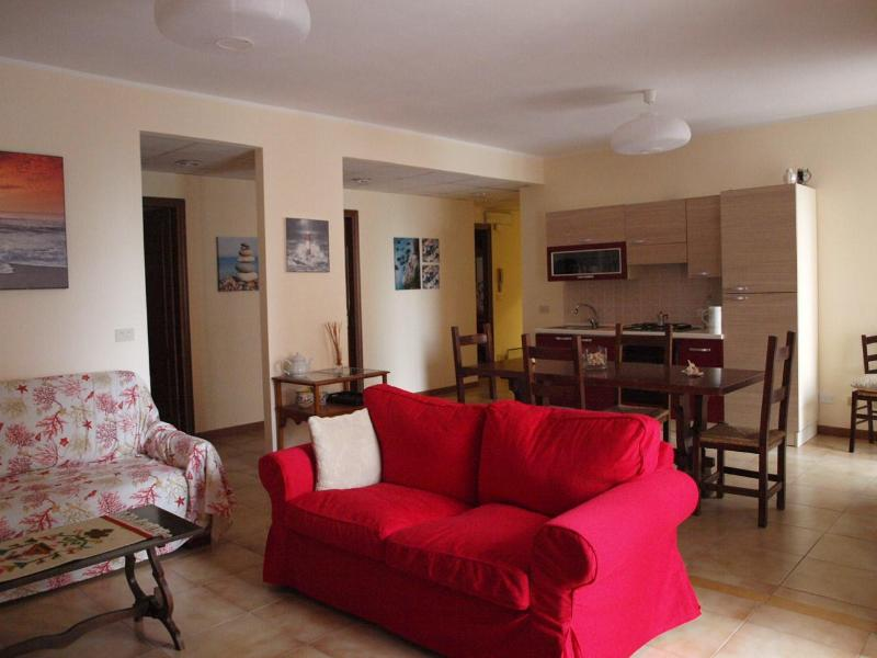 living - Lovely apartment 100m away from the sandy beach - Pozzallo - Pozzallo - rentals