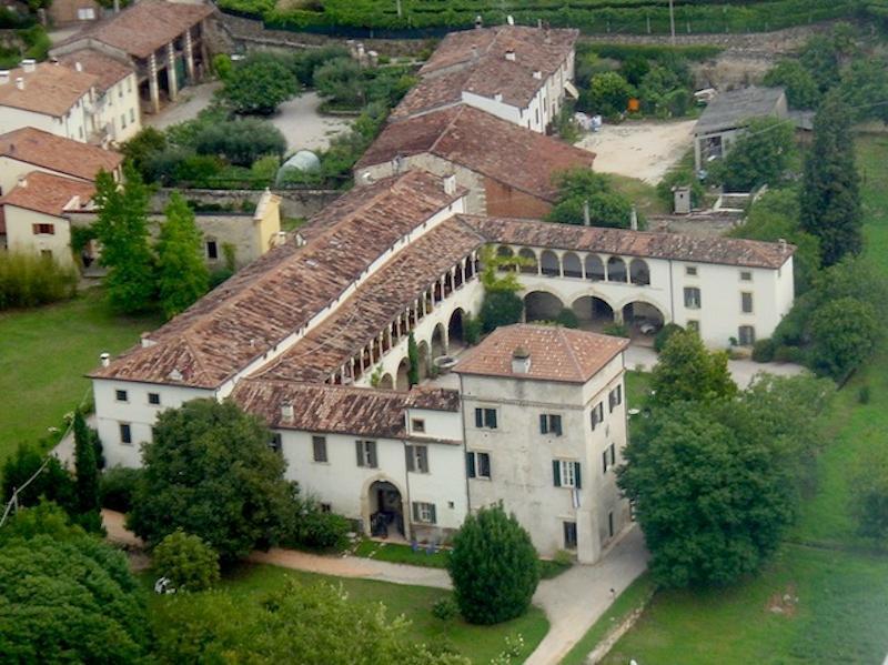 La Colombara di Villa Verità - studio de charme - Image 1 - Verona - rentals