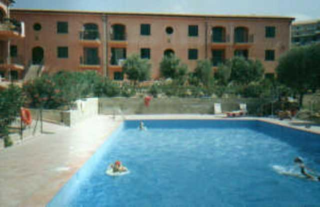 Apartment with swimmingpool - Image 1 - Agrigento - rentals