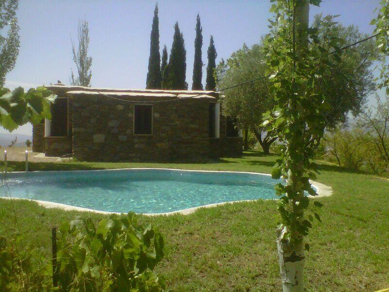 Villa with garden and pool in Las Alpujarras (Granada) - Image 1 - Nechite - rentals