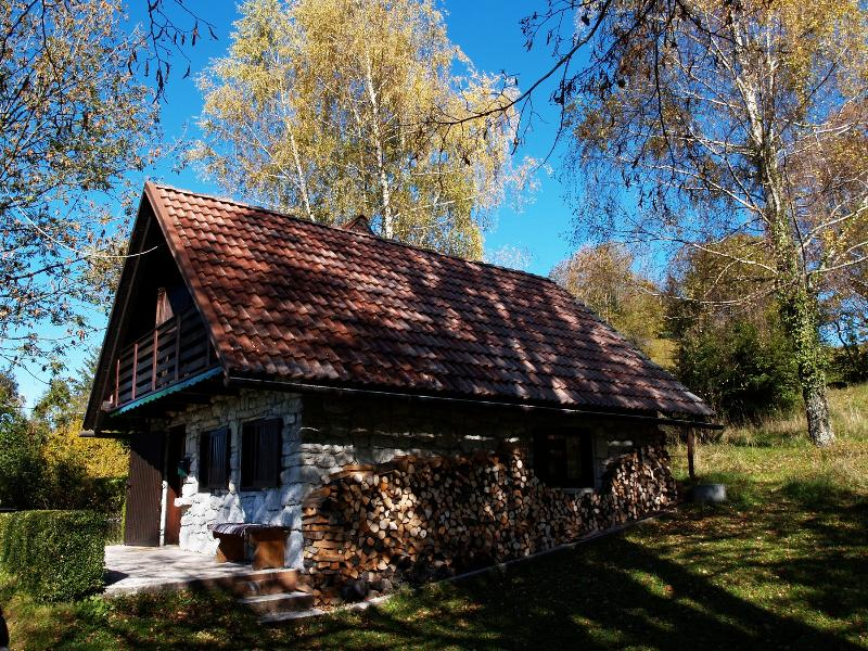 The (email: hidden)k - The Retreat in Livek Slovenia - Kobarid - rentals