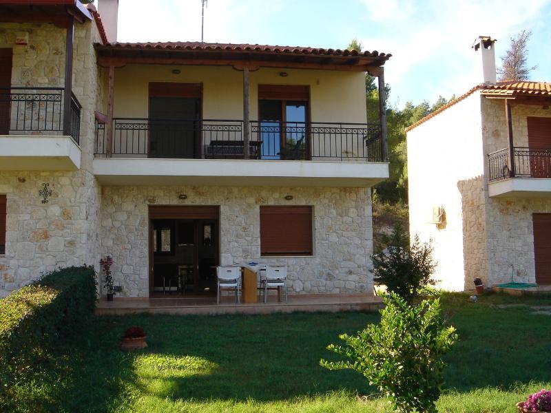 Anromeda relax villa near to Siviri and Elani area - Image 1 - Halkidiki - rentals