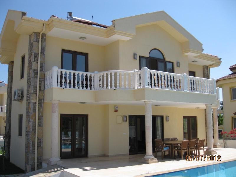 Villa Yasemin. Private villa sleeping 8 - Villa Yasemin. Dalyan, Turkey. Private villa - Dalyan - rentals