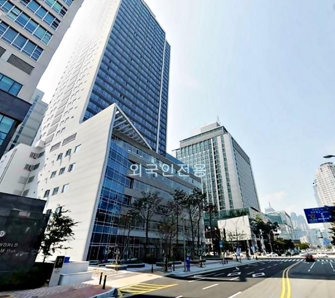 Brand New Modern 2 Bed Suite in Luxury Beach City - Image 1 - Busan - rentals