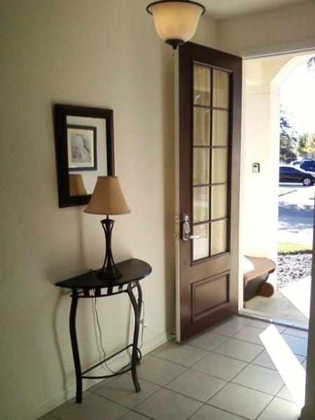 Front Entry - Windsor Hills Townhomes Unit #1 Charlie Beaudoin - Kissimmee - rentals