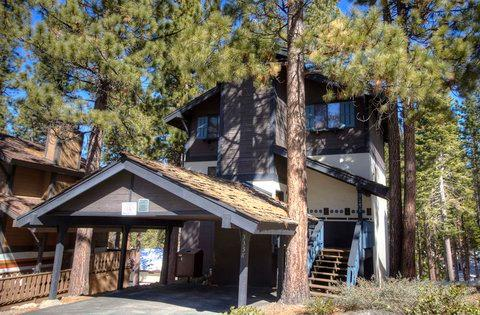 Austrian-Style Chalet Overlooking Forest ~ RA751 - Image 1 - South Lake Tahoe - rentals