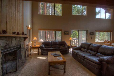 Heavenly South Lake Tahoe Rental ~ RA756 - Image 1 - South Lake Tahoe - rentals