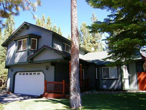 Well-Kept Home Has it All and Pet Friendly ~ RA759 - Image 1 - South Lake Tahoe - rentals