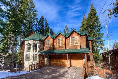 Large South Lake Luxury Rental with Game Room ~ RA766 - Image 1 - South Lake Tahoe - rentals
