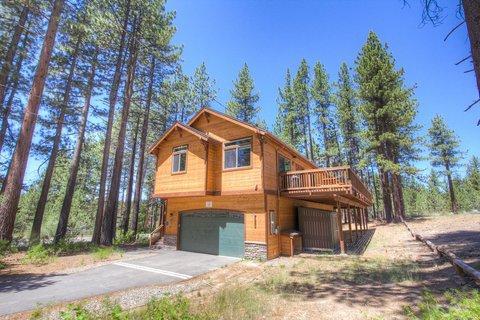 Unbelievable 6 Bedroom Brand New Home ~ RA806 - Image 1 - South Lake Tahoe - rentals