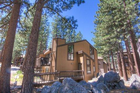 Spacious TownHome Backs Up to the Forest ~ RA852 - Image 1 - Zephyr Cove - rentals