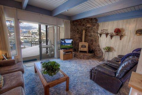 Luxury Tahoe Keys Condo with Modern Decor ~ RA895 - Image 1 - South Lake Tahoe - rentals