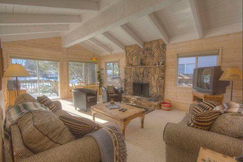 Stay on the Water in Classic Home ~ RA901 - Image 1 - South Lake Tahoe - rentals