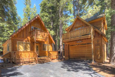 Lake Tahoe Cabin Near Sunnyside Marina ~ RA920 - Image 1 - Tahoe City - rentals