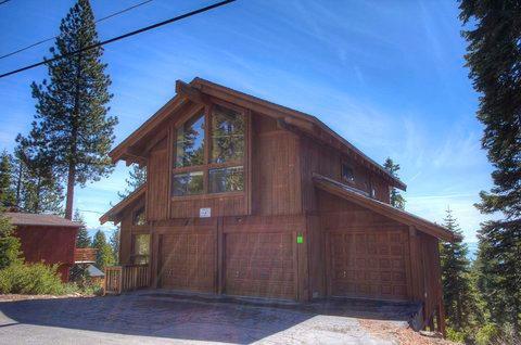 Panoramic Views from Massive Deck of North Tahoe Home ~ RA854 - Image 1 - Tahoe Vista - rentals