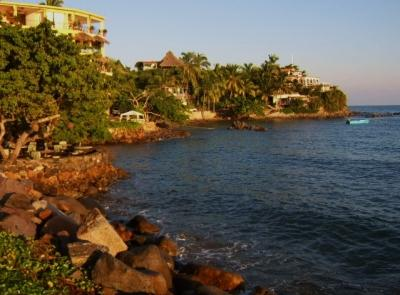 One of Sayulita's views just two blocks away - Casitas Tortugas - Sayulita - rentals