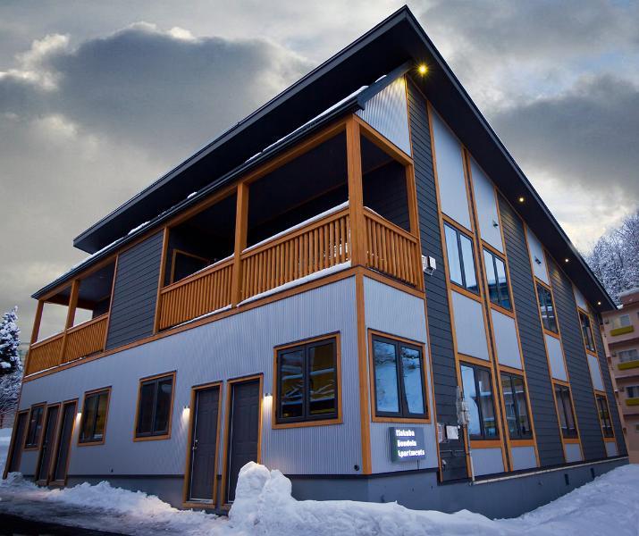 Hakuba Gondola Apartments 2 Bedroom (ski-in) - Image 1 - Hakuba-mura - rentals