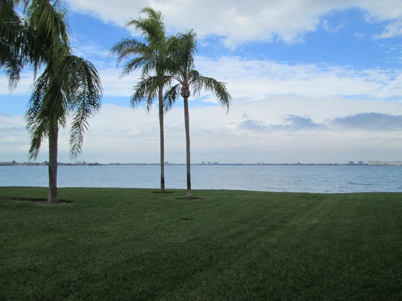 View from Lanai - Main Floor Waterfront Villa Isla Del Sol St Peters - Saint Petersburg - rentals