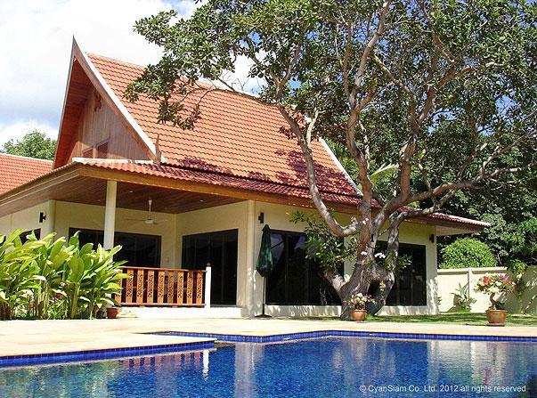 Traditional Thai Style Villa - Naiharn - Image 1 - Nai Harn - rentals