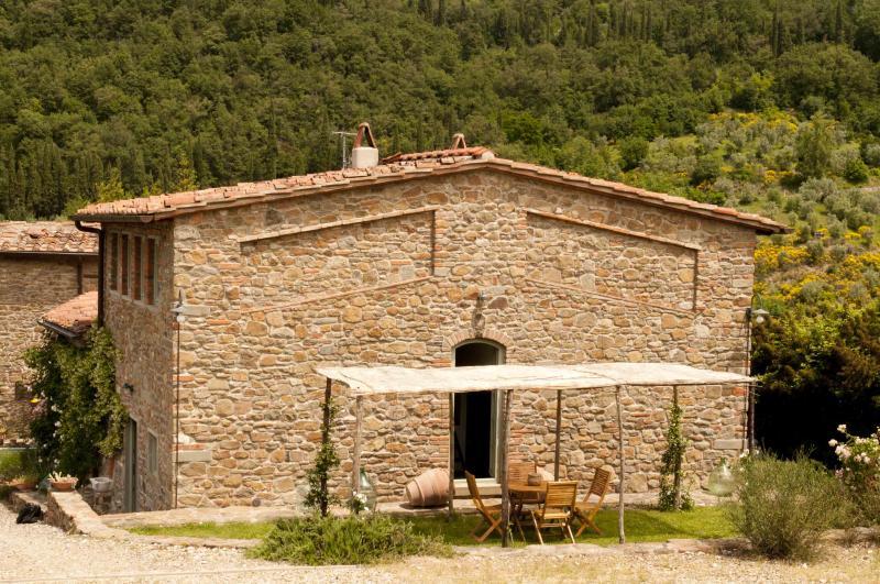 L'esterno - Villa Il Cavato a soli 18 km. da Firenze - Greve in Chianti - rentals