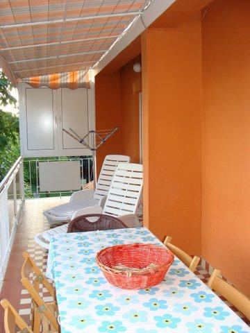 balcony - Luxurious apartment - Sukosan - rentals