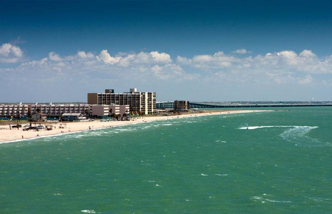 Beautiful Corpus Christi North Beach - #1 View of Water, Beach,& Harbor Bridge in Corpus - Corpus Christi - rentals