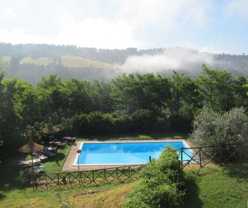 "Swimming pool - Apartment Rocco - farmhouse ""La volpe e l'uva"" - Perugia - rentals"