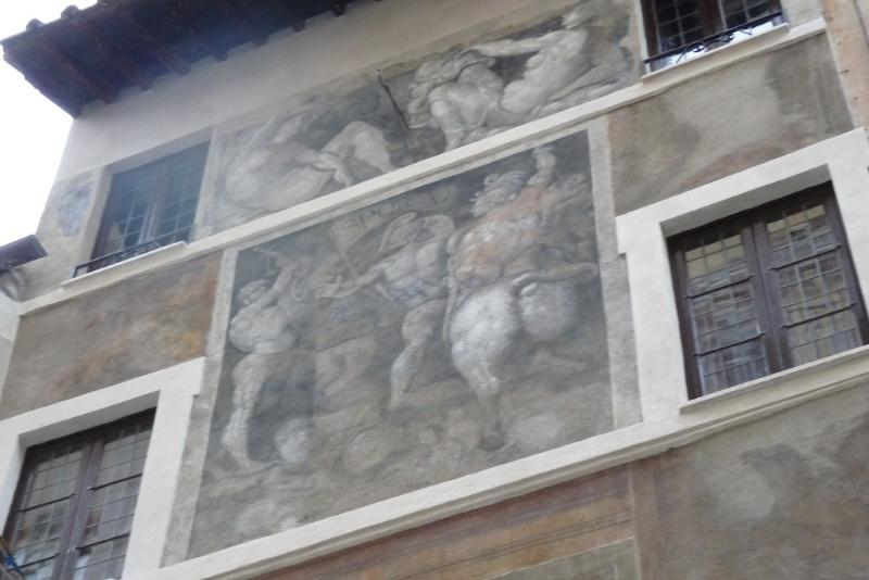 Pellegrino Terrace - Façade - Pellegrino 67 Terrace - Elegant Top-floor Flat nea - Rome - rentals