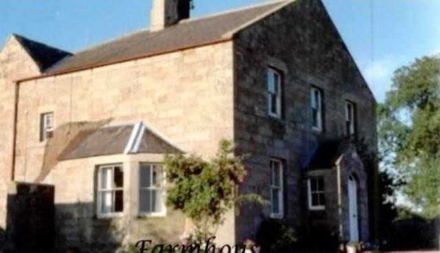 Victorian Farmhouse Bed & Breakfast - Lorbottle West Steads B & B - Thropton - rentals