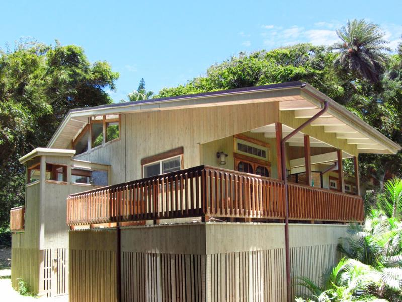 Beautiful Bamboo Suite - Lush and Tropical Bamboo Suite with oceanviews - Kapaau - rentals