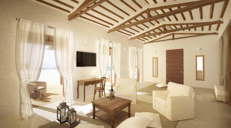 Villa Lounge - Kono Kono Beach Resort Sea Front Villa - Zanzibar - rentals