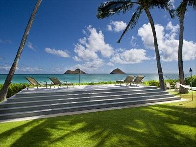 Lanikai Bay Hale - OCEANFRONT home with elegance and grace... - Image 1 - Hawaii - rentals