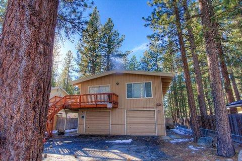 Spectacular Remodeled Home in a Great Location! ~ RA3655 - Image 1 - South Lake Tahoe - rentals