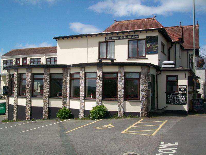 The Ring O Bells - Ring O'Bells, pub,  bed and breakfast UK - Kingsbridge - rentals