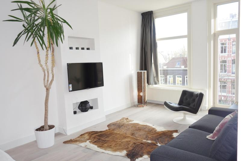 Stylish, central, just renovated 2b by Vondelpark - Image 1 - Amsterdam - rentals