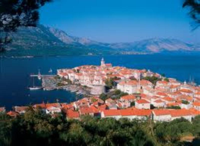 Room in center of city Korcula - Image 1 - Korcula - rentals