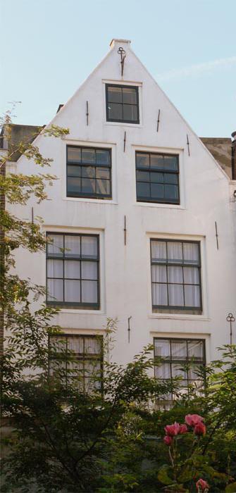 Quiet central 17th century monument - Image 1 - Amsterdam - rentals