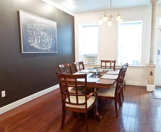 Dining Room seats 6 - Great rental house in Manayunk - Philadelphia - rentals