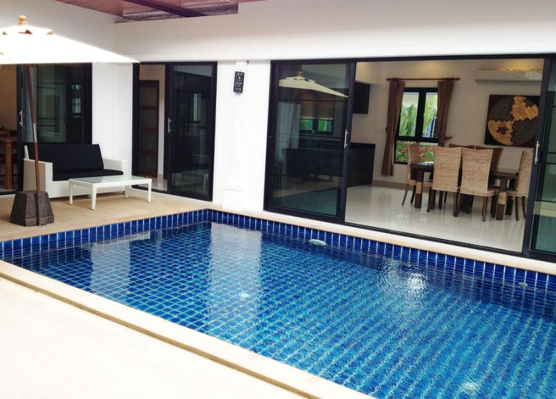 Privacy & Stunning Pool Villa in Rawai - Image 1 - Rawai - rentals