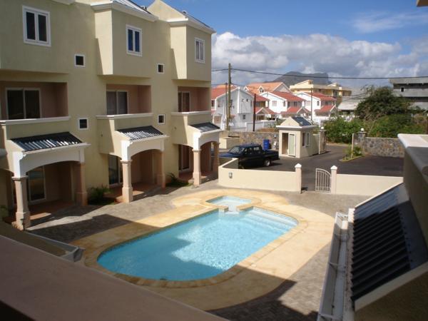 Bungalow Montagu - Superbe bungalows avec piscine et gardiennage. - Flic En Flac - rentals