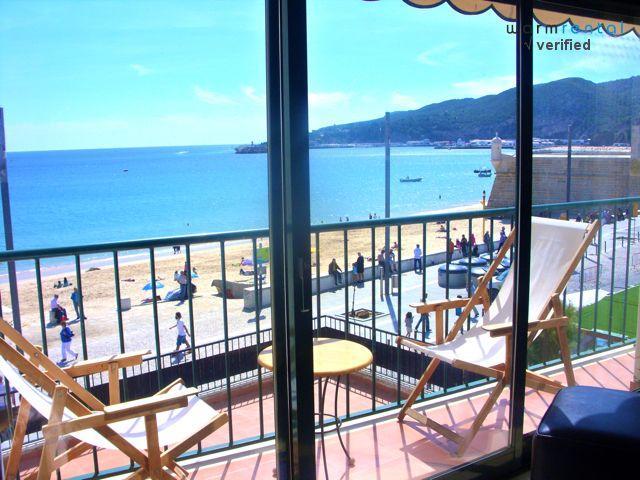 Balcony / Beach View  - Dalea Apartment - Portugal - rentals