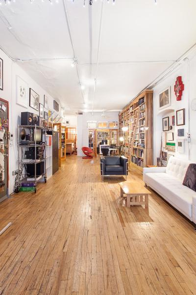 Library Loft - Image 1 - New York City - rentals
