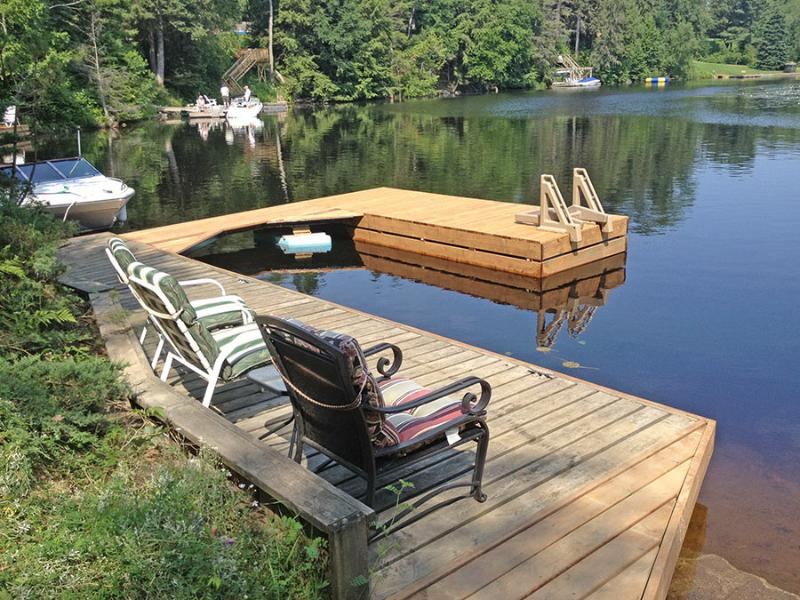 Muskoka River cottage (#773) - Image 1 - Huntsville - rentals