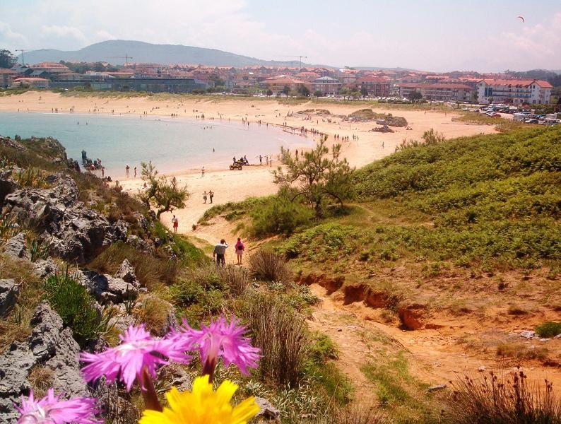 MONTE Y PLAYA EN NOJA - Cantabria. Noja, (SPAIN) Playa Ris Todo Equipado. Soleado - Noja - rentals